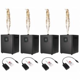 Machines à étincelles - J.Collyns - STRAWFIRE XL 4PACK
