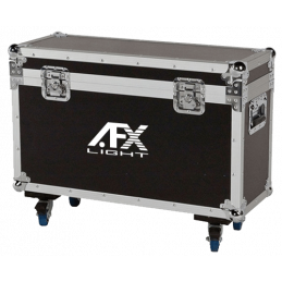 Flight cases éclairage - AFX Light - FL-2SPOT180