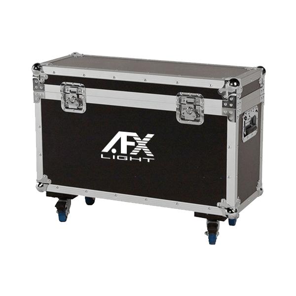 Flight cases éclairage - AFX Light - FL-2SPOT180