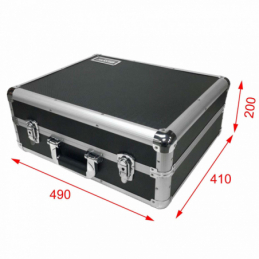 Flight cases tables de mixage - Power Acoustics - Flight cases - FL MIX 900NXS