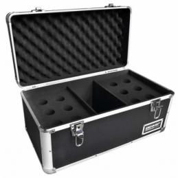 Flight cases micros - Power Acoustics - Flight cases - FL MIC 12 BL 2