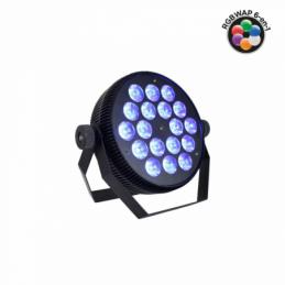 Projecteurs PAR LED - Power Lighting - PAR SLIM 18x10W HEXA