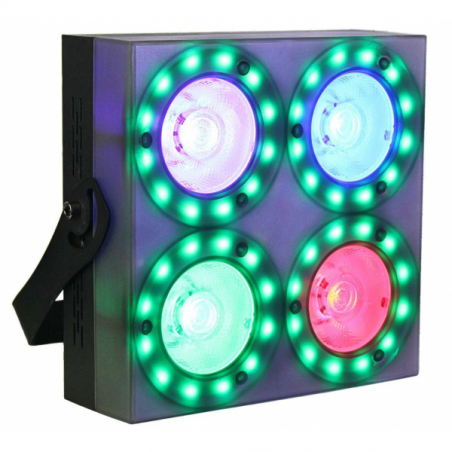 Jeux de lumière LED - Power Lighting - BLINDER 4x30W COB RING