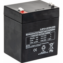 Batteries sonos portables - Ibiza Sound - BAT-PORT4.5A