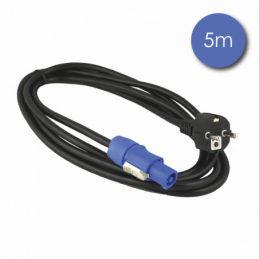 Câbles alimentation powercon - Power Acoustics - Accessoires - CAB 2207