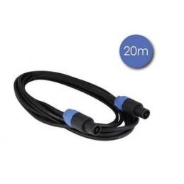 Câbles hauts parleurs SPEAKON - Power Acoustics - Accessoires - CAB 2041