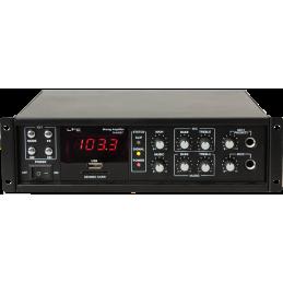 Ampli multicanaux et ligne 100V - LTC - PAA80BT