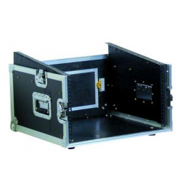 Flight cases rackables bois - Power Acoustics - Flight cases - 4 U COMBO