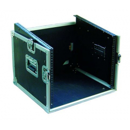 Flight cases rackables bois - Power Acoustics - Flight cases - 6 U COMBO