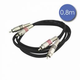 Câbles RCA / RCA - Power Acoustics - Accessoires - CAB 2164