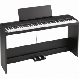 Pianos numériques meubles - Korg - B2SP (Noir)