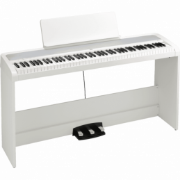 Pianos numériques meubles - Korg - B2SP (Blanc)