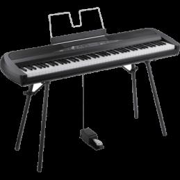 Pianos numériques portables - Korg - SP-280 (Noir)