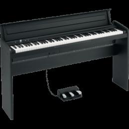 Pianos numériques meubles - Korg - LP-180 (Noir)