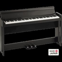 Pianos numériques meubles - Korg - C1 AIR (MARRON MAT)