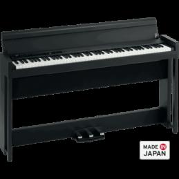 Pianos numériques meubles - Korg - C1 Air (Noir)