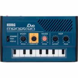 Synthé analogiques - Korg - Monotron Duo