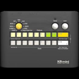 Boites à rythmes et Grooveboxes - Korg - Rhythm KR Mini