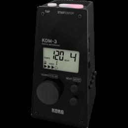Accessoires claviers et Synthé - Korg - KDM-3 (NOIR)