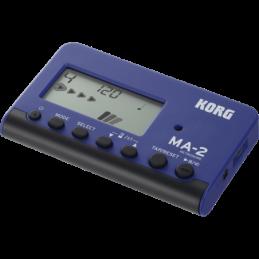 Accessoires claviers et Synthé - Korg - MA-2 (BLEU ET NOIR)