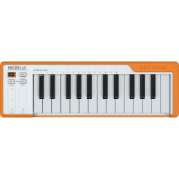 Claviers maitres compacts - Arturia - MICROLAB Orange