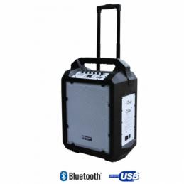 Sonos portables sur batteries - Power Acoustics - Sonorisation - FUNMOVE 200