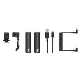 Micros pour caméras sans fil - Sennheiser - XSW-D PORTABLE BASE SET