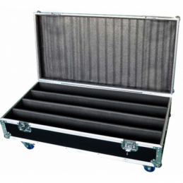 Flight cases éclairage - Power Acoustics - Flight cases - FC BARLED 4