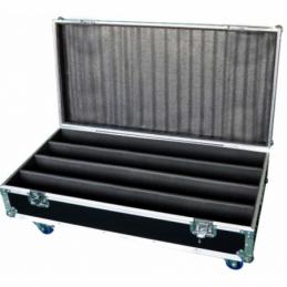 Flight cases éclairage - Power Acoustics - Flight cases - FC BARLED 4