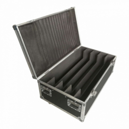 Flight cases éclairage - Power Acoustics - Flight cases - FC BARLED 10