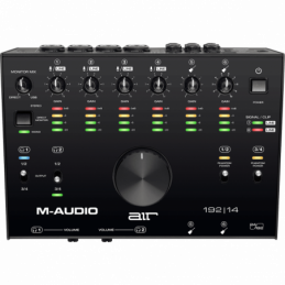 Cartes son - M-Audio - AIR 192 14