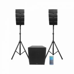 Systèmes amplifiés - Power Acoustics - Sonorisation - IMPACT ARRAY 815