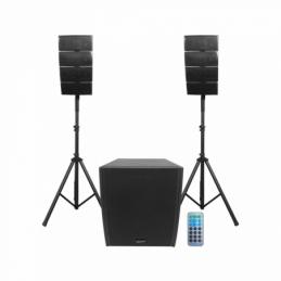 Systèmes amplifiés - Power Acoustics - Sonorisation - IMPACT ARRAY 818