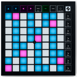 Controleurs midi USB - Novation - LAUNCHPAD X