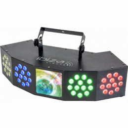 Jeux de lumière LED - Ibiza Light - COMBI-FX4