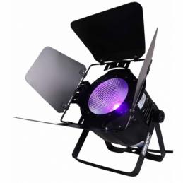 Lumières noires - Power Lighting - PAR COB UV 100W