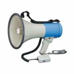 Mégaphones porte-voix - Power Acoustics - Sonorisation - MEGAPOWER 25M BAT