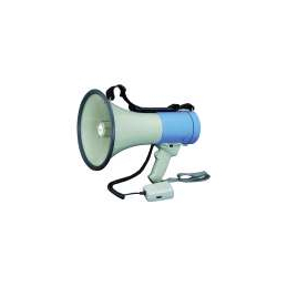 Mégaphones porte-voix - Power Acoustics - Sonorisation - MEGAPOWER 25M MP3