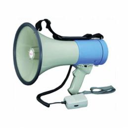 Mégaphones porte-voix - Power Acoustics - Sonorisation - MEGAPOWER 25M