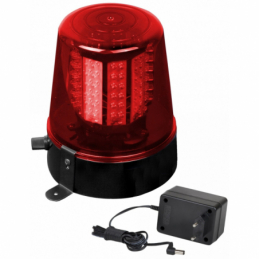 Gyrophares - JB Systems - LED POLICE LIGHT RED