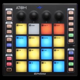Controleurs midi USB - Presonus - ATOM