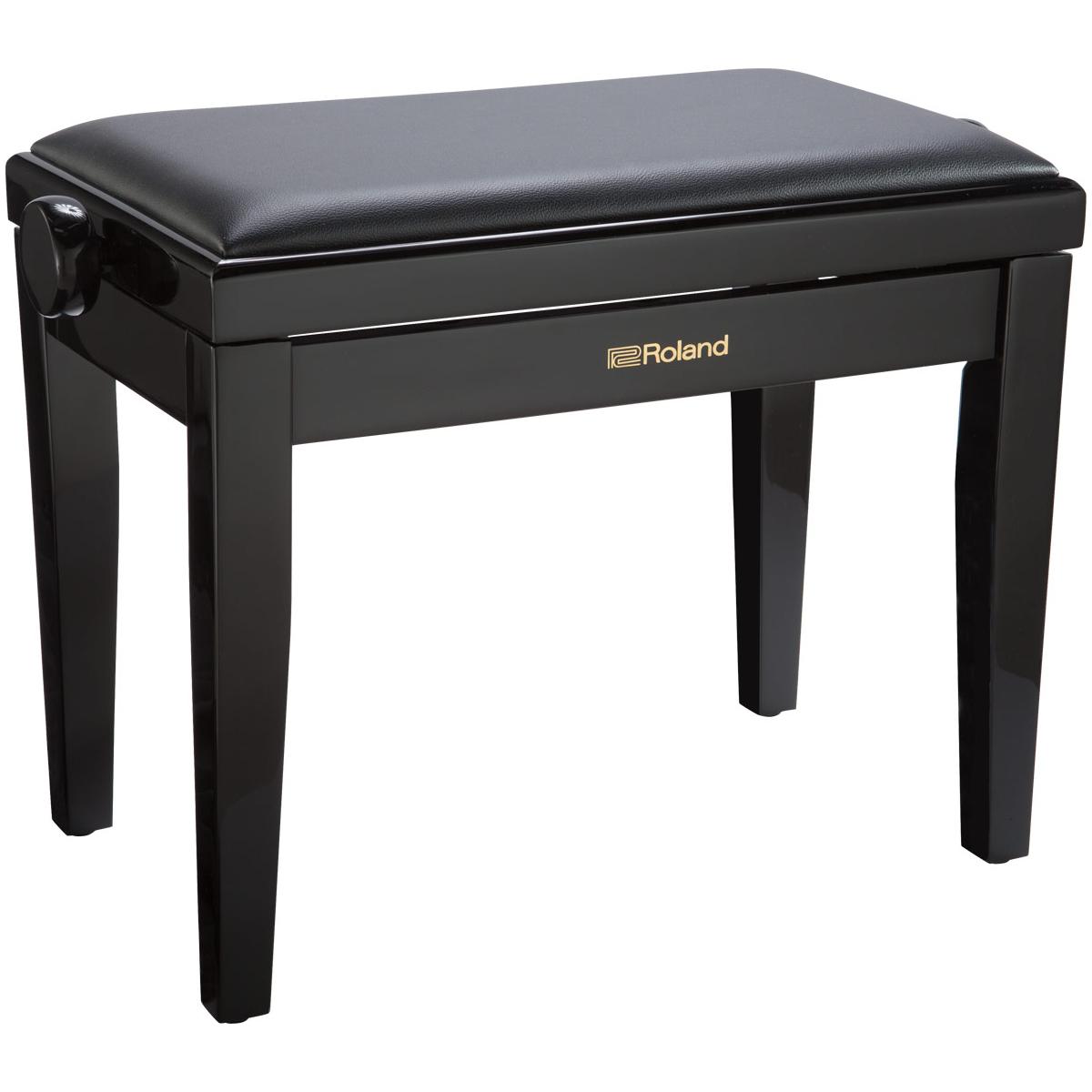Banquettes pianos - Roland - RPB-200PE (NOIR LAQUÉ)