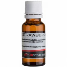 Parfums machines à fumée - JB Systems - PARFUM LIQUIDE FUMEE - FRAISE