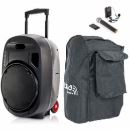 Sonos portables sur batteries - Ibiza Sound - PORT12UHF-MKII
