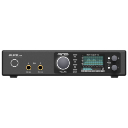 Cartes son - RME - ADI-2 Pro FS R Black Edition