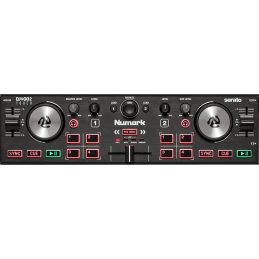 Contrôleurs DJ USB - Numark - DJ2GO2 TOUCH