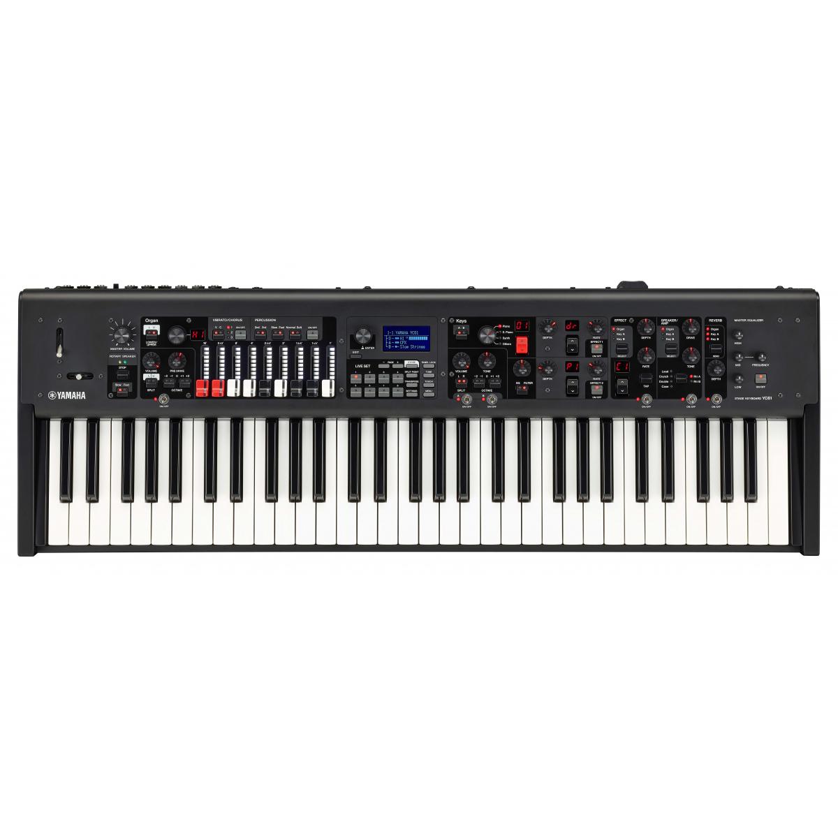 Claviers de scène - Yamaha - YC61