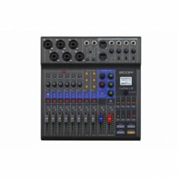 Enregistreurs multipistes - Zoom - LiveTrak L-8