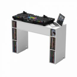 Mobilier home studio - Glorious DJ - MODULAR MIX STATION WHITE