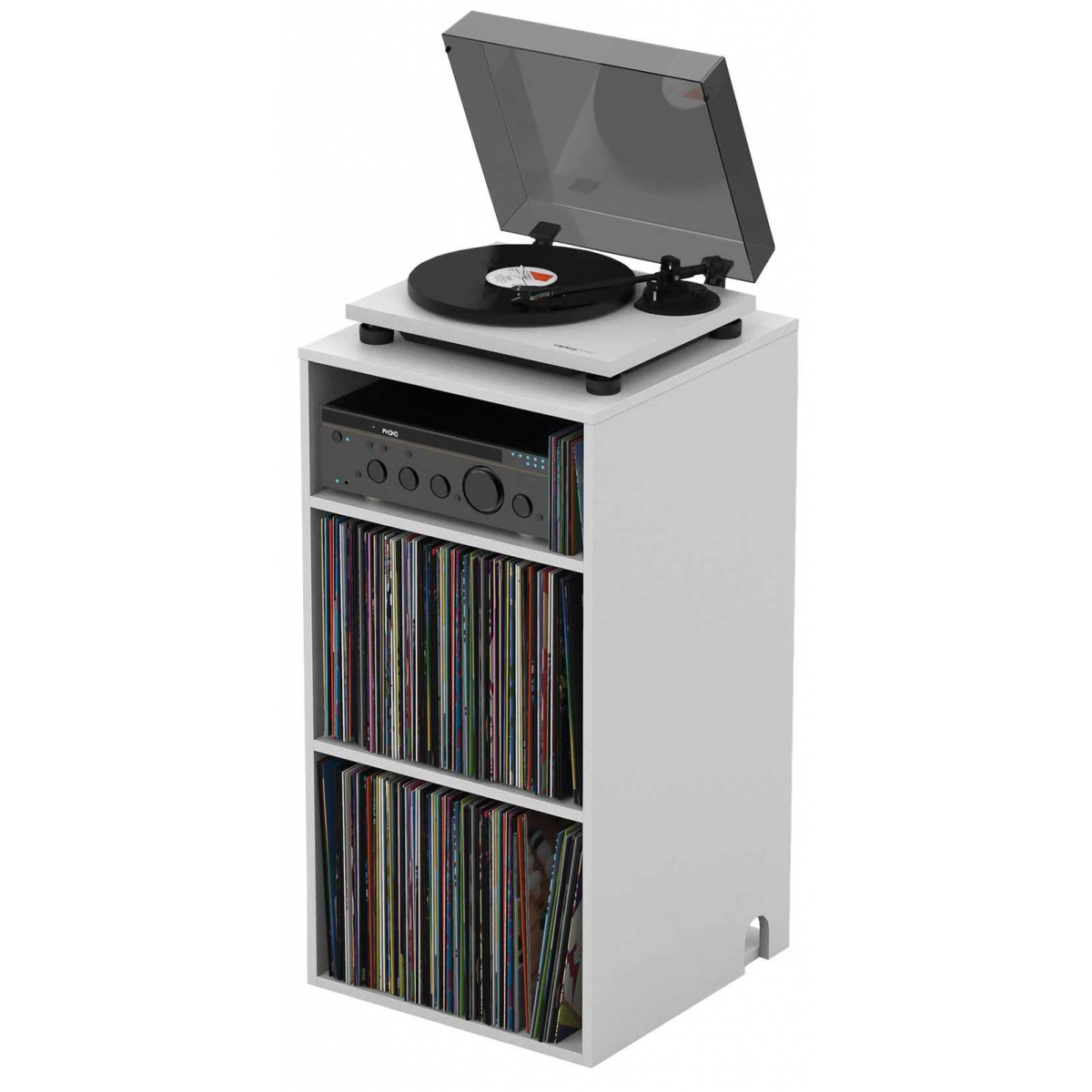 Meubles et pochettes de disques - Glorious DJ - MODULAR MIX RACK WHITE